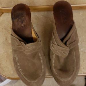 Michael Kors mules clogs slip on